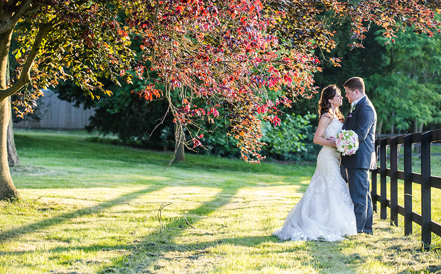 6 Glorious Garden Wedding Venues - Swynford Manor | CHWV