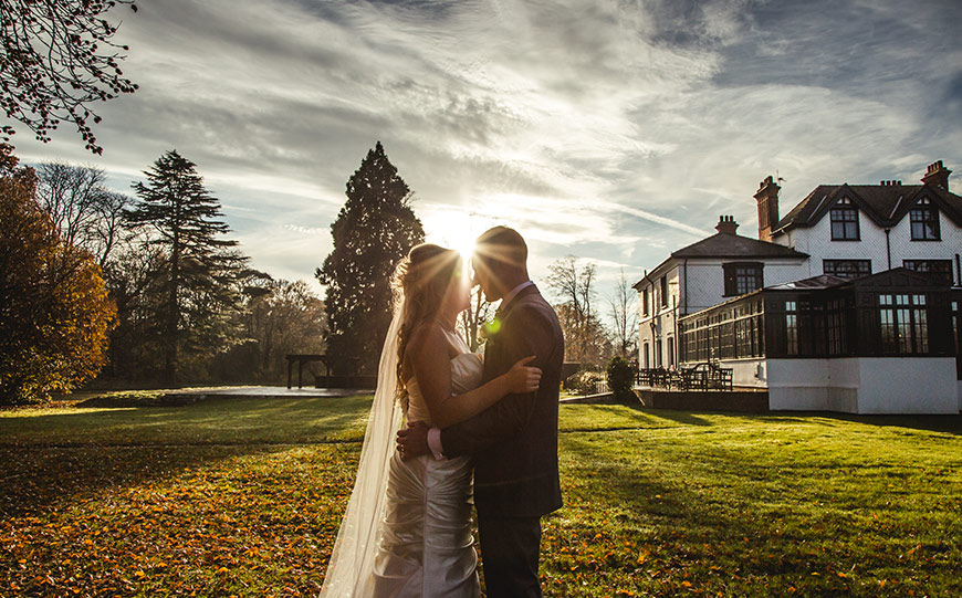 The Best Country House Wedding Venues For An Autumn Wedding - Swynford Manor | CHWV