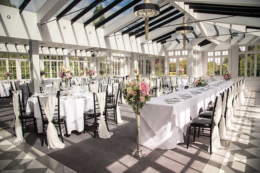 8 All-In-One Wedding Venues That Are Perfect For Summer - Swynford Manor | CHWV