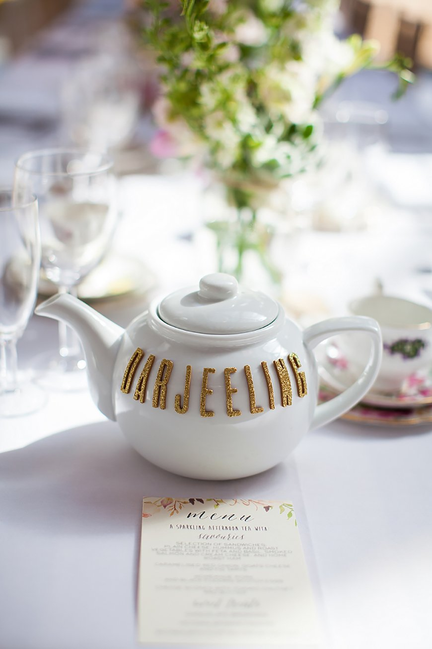 30 Amazing Wedding Table Name Ideas - Down to a tea | CHWV