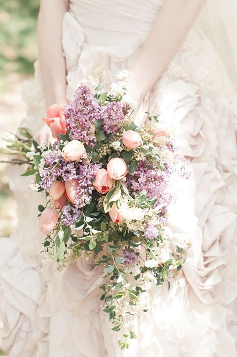 The 10 best Valentine's wedding bouquets