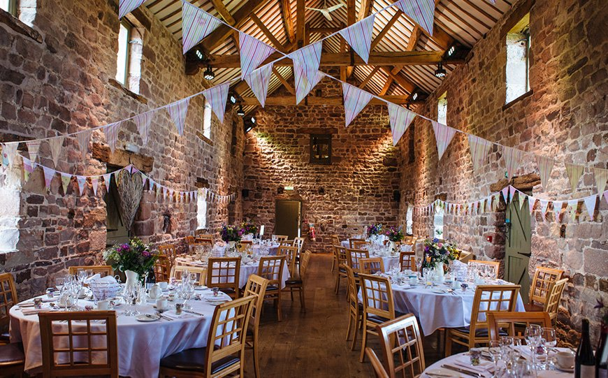 Places To Hold Wedding Receptions: 5 Barn Wedding Venues In The West Midlands