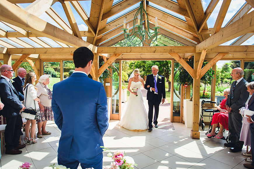 The Best Garden Wedding Venues For Summer - Gaynes Park   CHWV