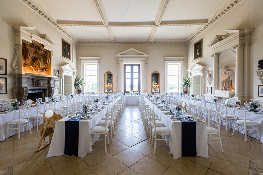 The Best Garden Wedding Venues For Summer - Kirtlington Park   CHWV
