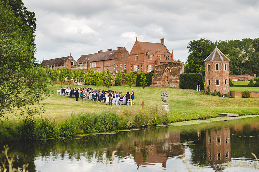 The Best Garden Wedding Venues For Summer - Oxnead Hall   CHWV