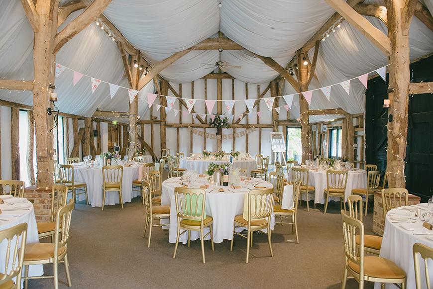 The Best Garden Wedding Venues For Summer - South Farm   CHWV
