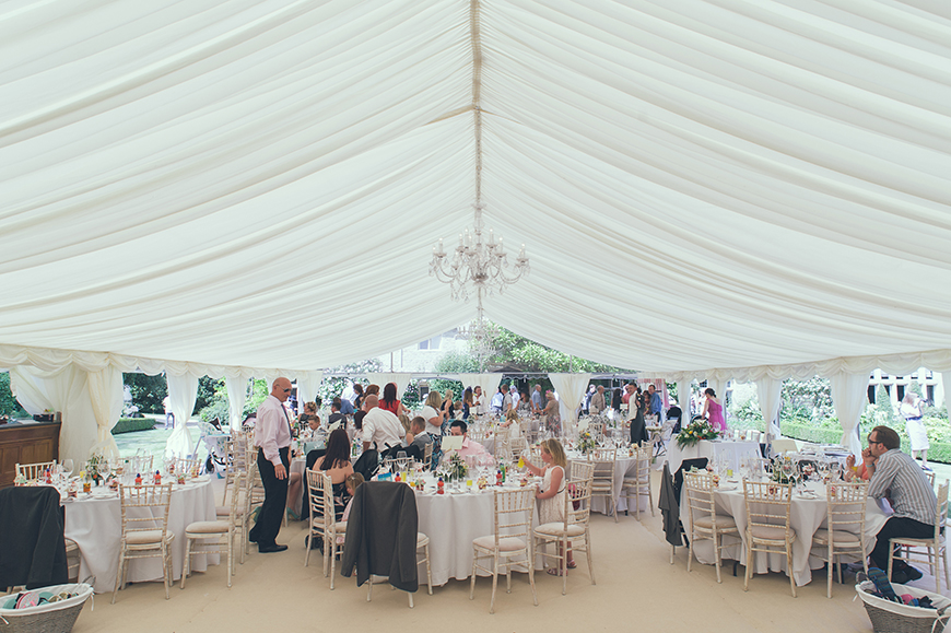 The Best Garden Wedding Venues For Summer - Tofte Manor   CHWV