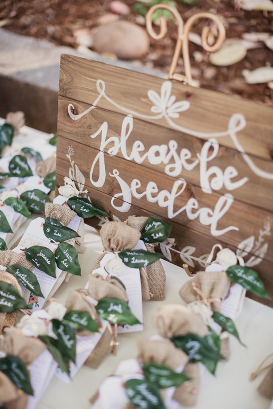 The Best Modern Wedding Favours For Every Style - Seeds | CHWV