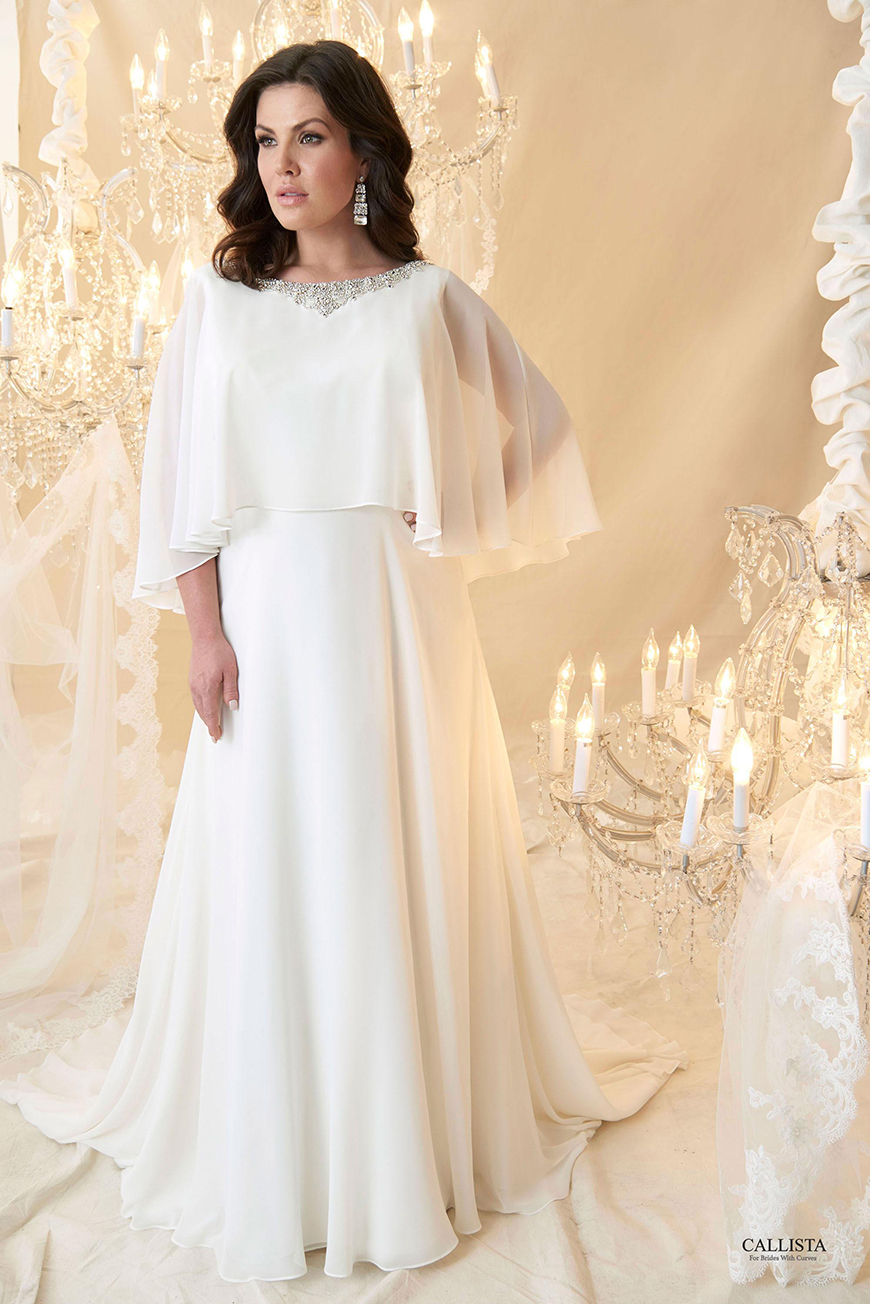 10 of the best plus sized wedding dresses chwv for Top 10 wedding sites