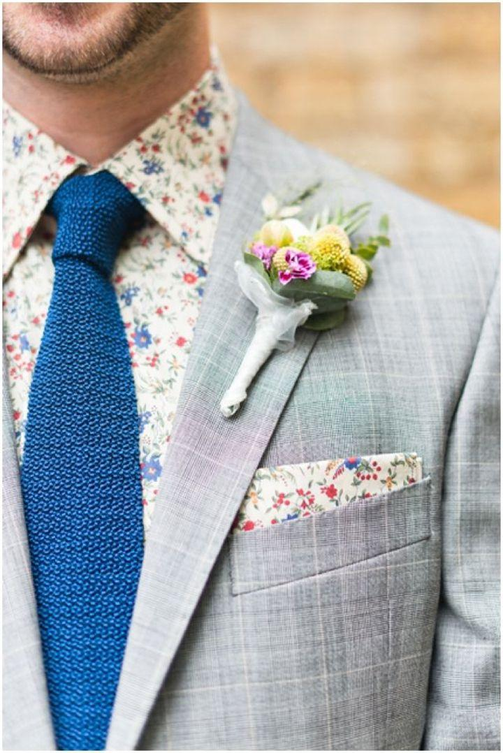 How To Find The Best Spring Wedding Suit - Complement your wedding style | CHWV