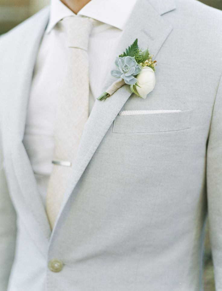 How To Find The Best Spring Wedding Suit - Pale Colours | CHWV