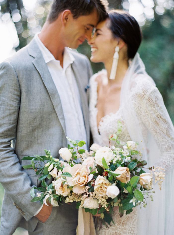 How To Find The Best Spring Wedding Suit - Bold boho style | CHWV