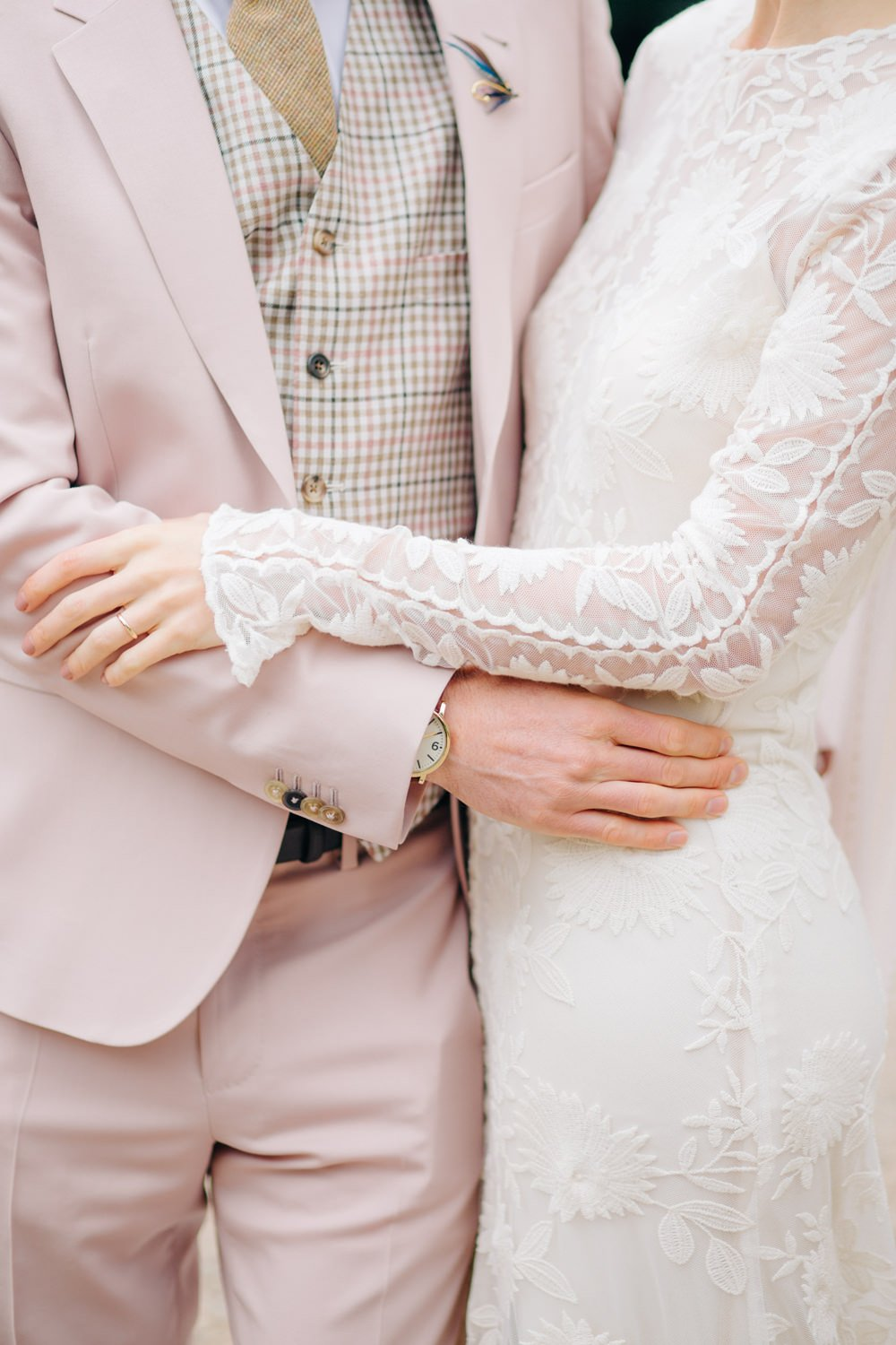 How To Find The Best Spring Wedding Suit - Up your pastel game | CHWV