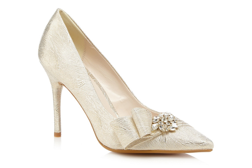 The Best Wedding Shoes for a Winter Wedding - Christmas wish | CHWV