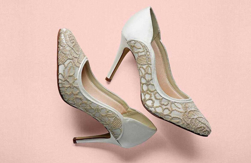 The Best Wedding Shoes for a Winter Wedding - Seasonal sophistication | CHWV