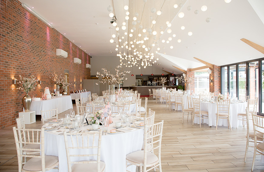 10 Incredible Wedding Venues In the West Midlands - The Boat House | CHWV