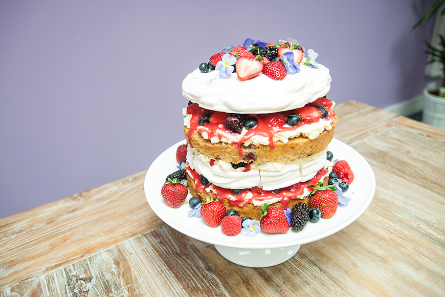 CHWV loves Bake Off, so this year we decided to do our own! Nik