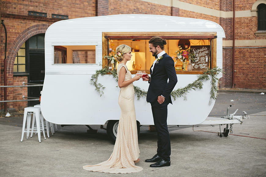 The Hottest Wedding Trends For 2017 - Food   CHWV