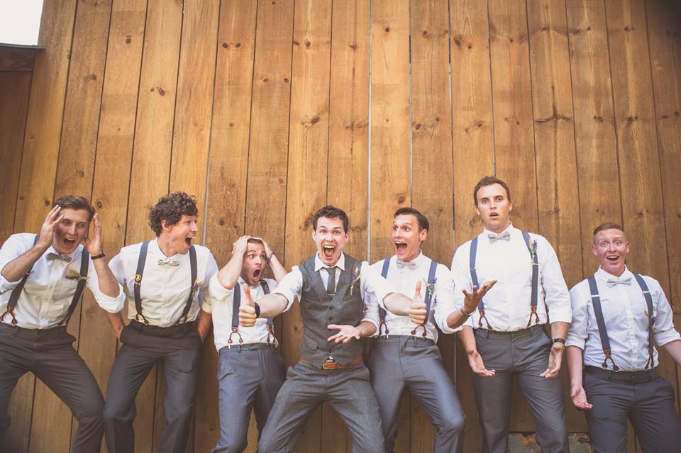 18 Things Your Groom is Definitely Doing While You're Getting Ready - Realisation | CHWV