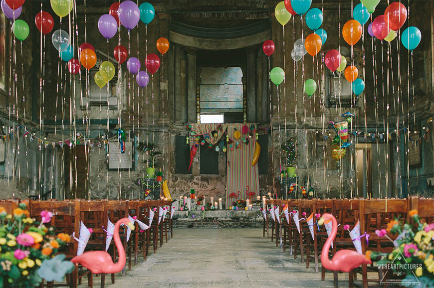 27 Times Colourful Wedding Ideas Made All The Difference | CHWV