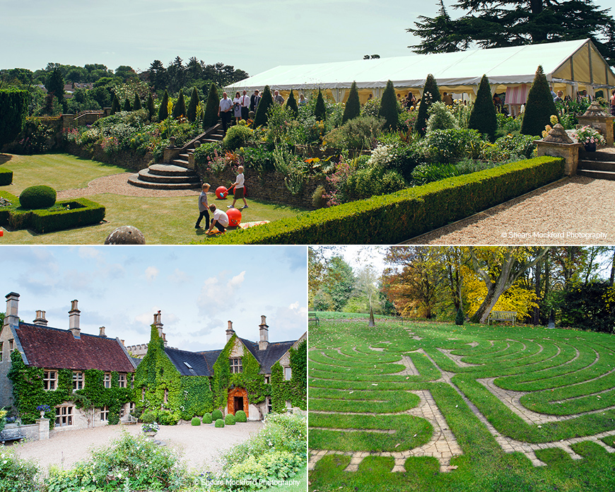 Tofte Manor - Country House Wedding Venue in Bedfordshire