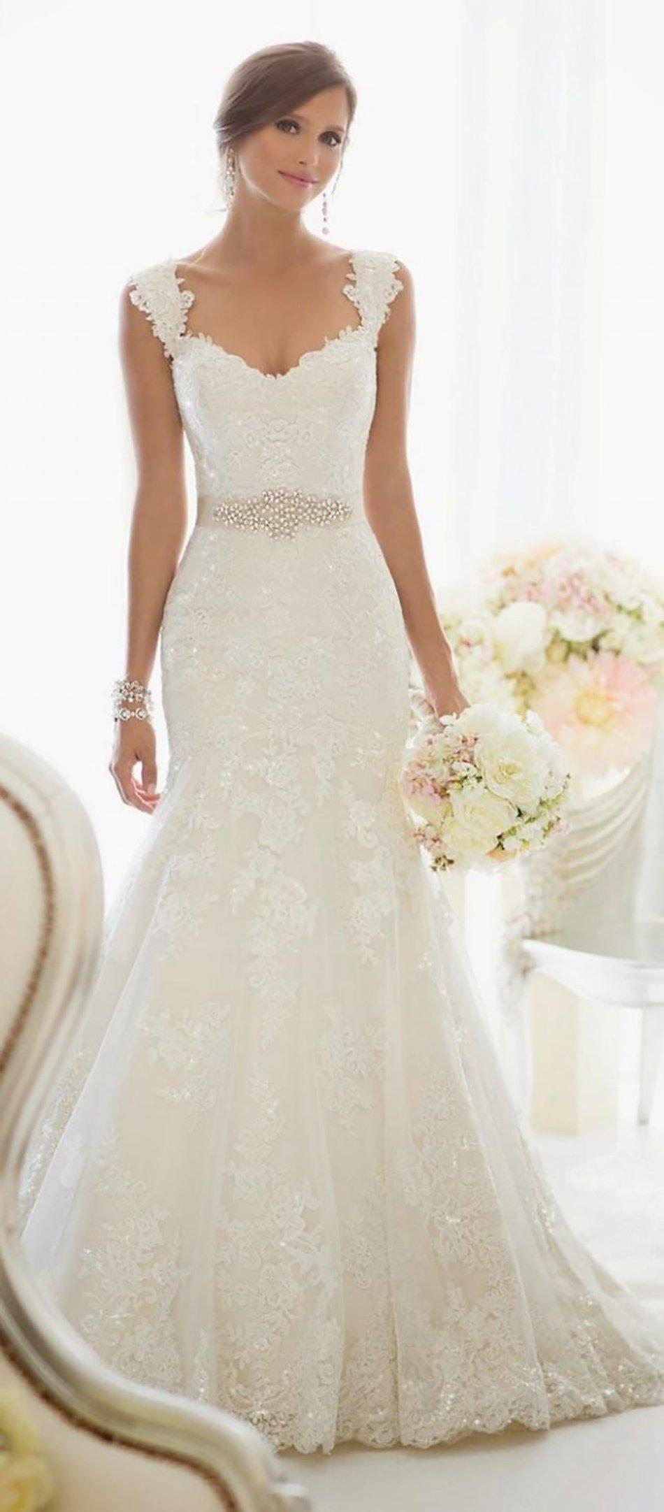 One Wedding Dress Try Three