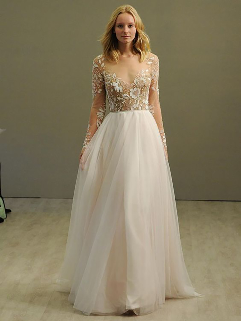 Stunning 2 In One Wedding Dress Contemporary - Styles & Ideas 2018 ...