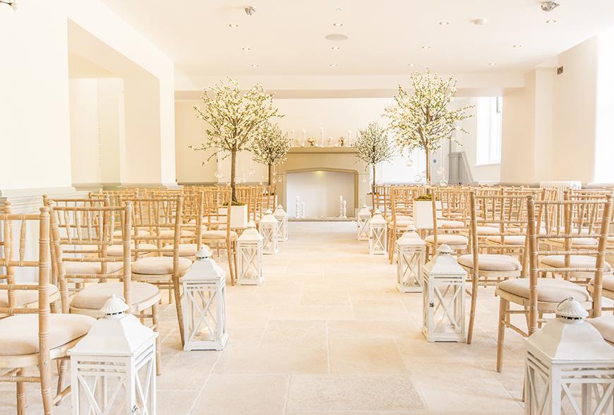 Perfect Wedding Venues For A Spring Wedding - Tyn Dwr Hall | CHWV