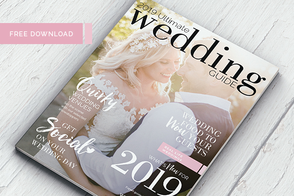Ultimate Wedding Guide 2019 - Be inspired | CHWV
