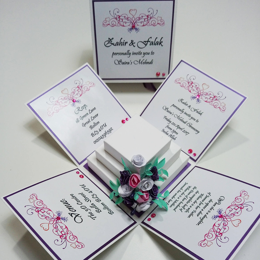 Wedding Invitations That Will Really Stand Out! | CHWV