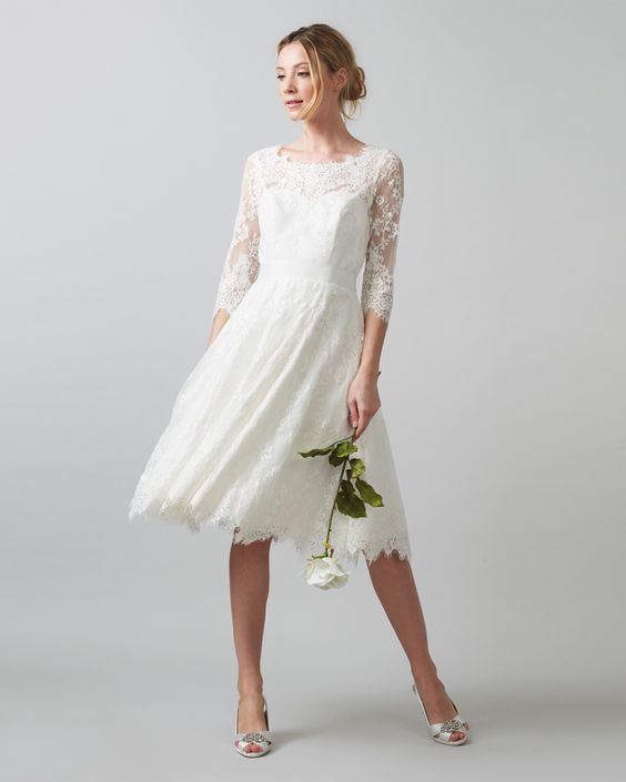 Vintage wedding dresses chwv for Phase eight wedding dresses