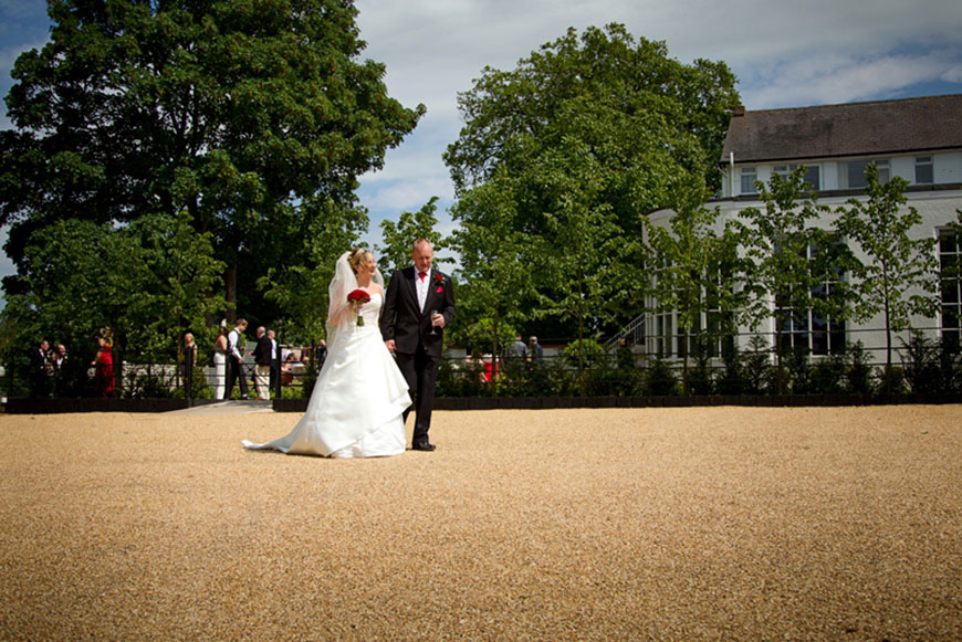 Warwickshire wedding venues - Warwick House | CHWV