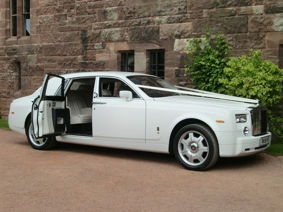 Awesome Wedding Cars for the Groom - Modern luxury | CHWV
