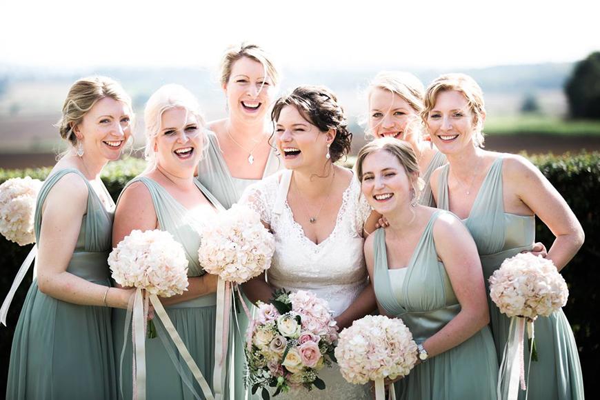 Wedding Flowers in Season: April Wedding | CHWV