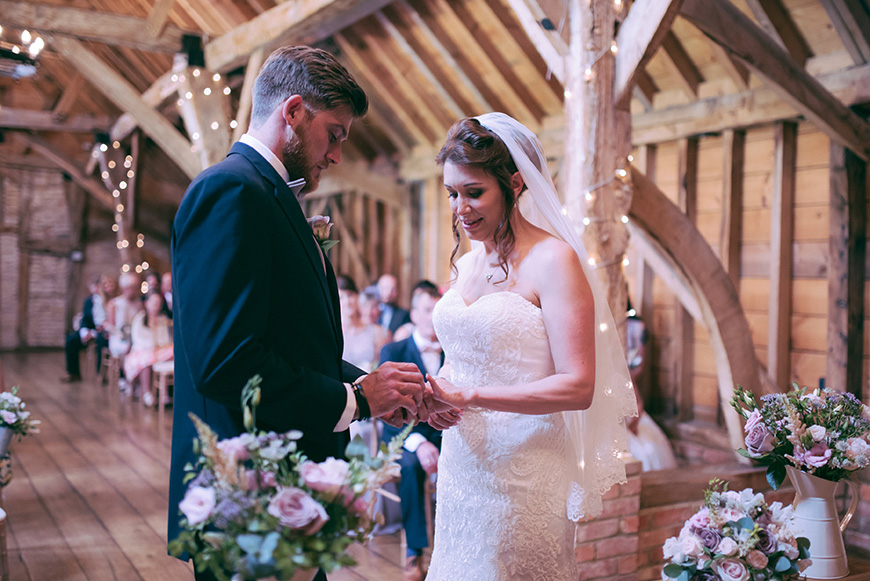 12 Wedding Venues In East Anglia That You Have To See - Bassmead Manor Barns | CHWV