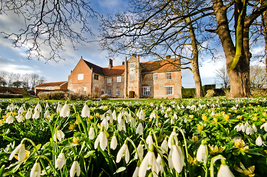 12 Wedding Venues In East Anglia That You Have To See - Bruisyard Hall | CHWV