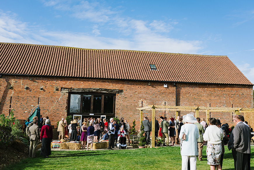 12 Wedding Venues In East Anglia That You Have To See - Manor Mews | CHWV