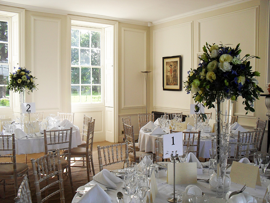 12 Wedding Venues In East Anglia That You Have To See - Mount Amelia | CHWV