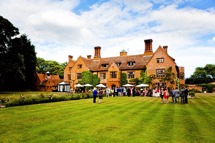 12 Wedding Venues In East Anglia That You Have To See - Woodhall Manor | CHWV