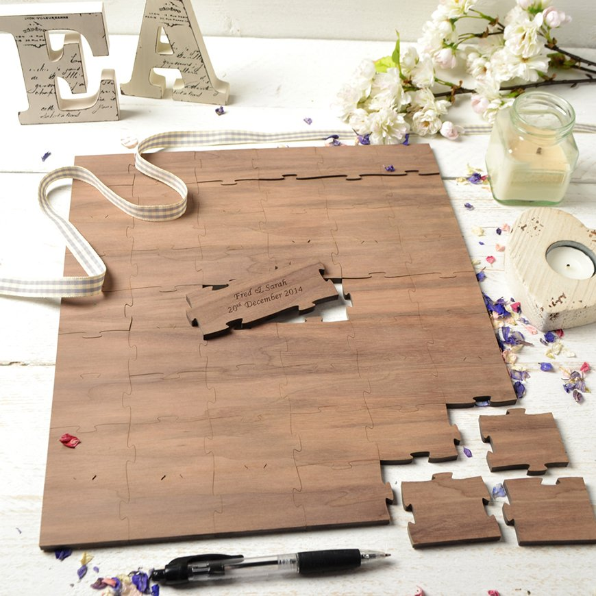 15 Amazing Wedding Guest Book Ideas