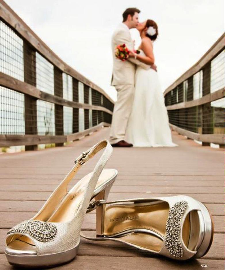 Traditions: 7 Superb Ideas For 'Something Borrowed - Shoes | CHWV