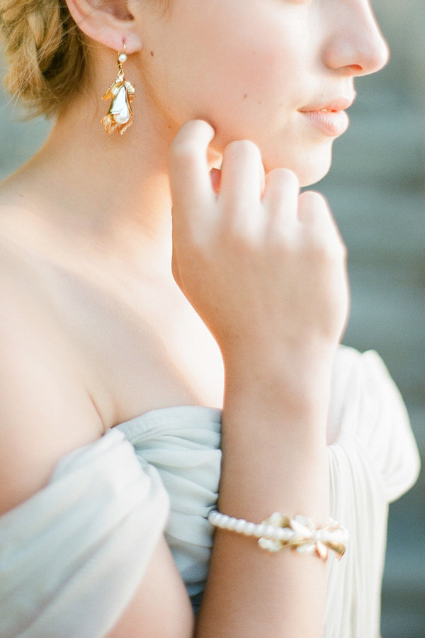 Traditions: 7 Superb Ideas For 'Something Borrowed - Jewellery | CHWV
