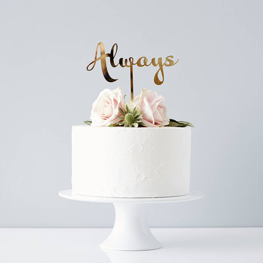 Wedding Cakes – Our Top 10 of the Toppers | CHWV