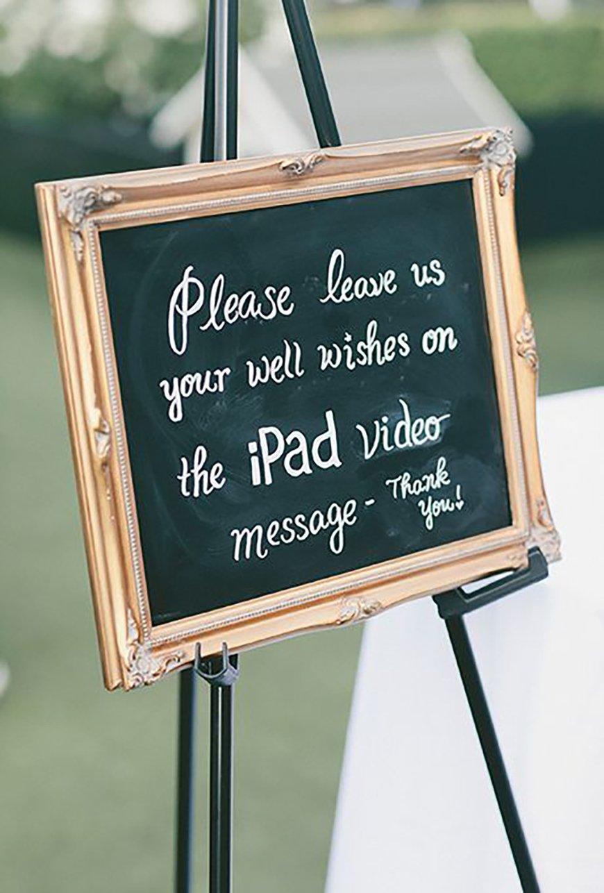 15 amazing wedding guest book ideas - Wedding movie | CHWV