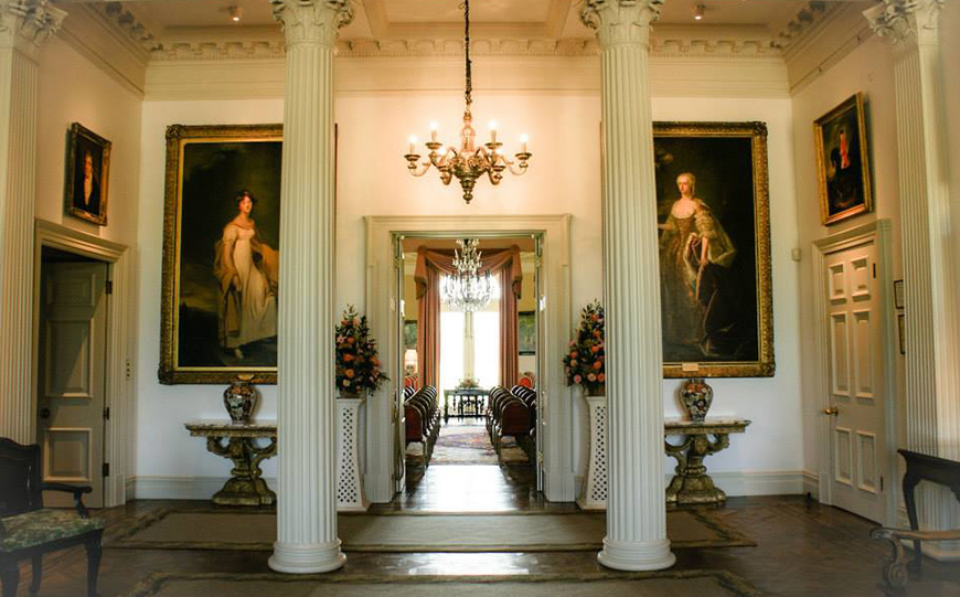 Finding The Perfect Country House Wedding Venue In Shropshire - Weston Park | CHWV