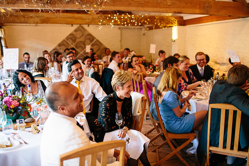 What To Consider When Creating Your Wedding Seating Plan | CHWV
