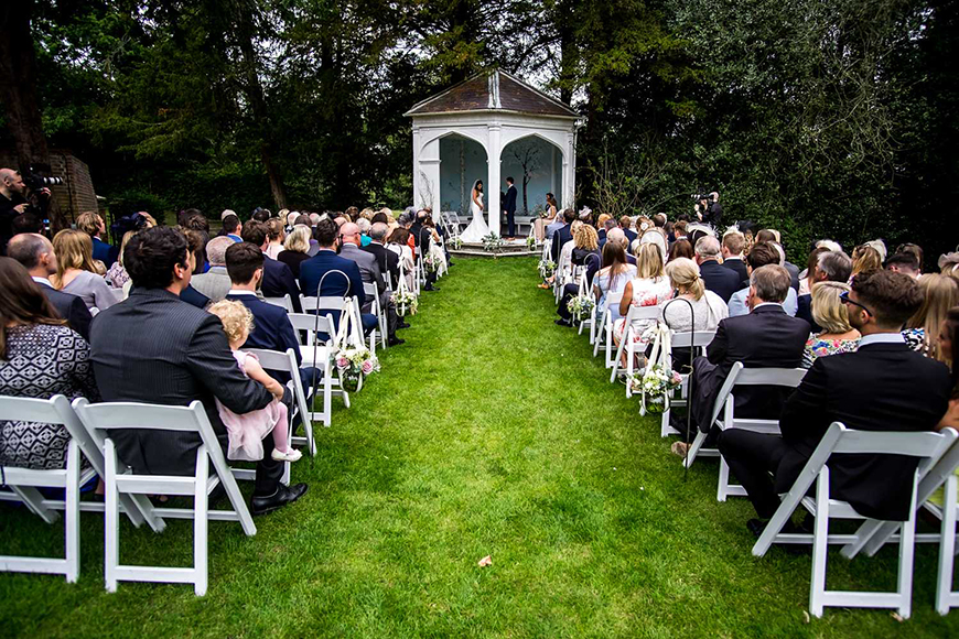 Which Type Of Venue Is Right For You? Wasing Park | CHWV