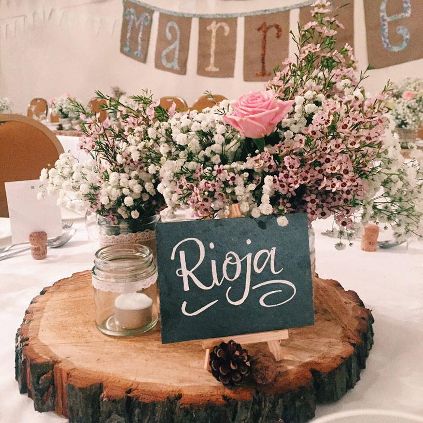 30 Amazing Wedding Table Name Ideas - Wine not? | CHWV