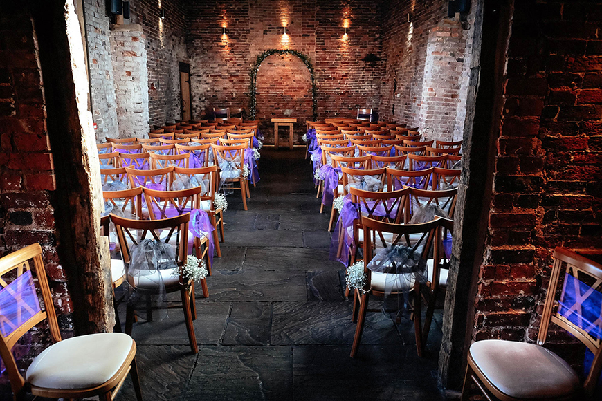 7 Magical Winter Wedding Venues - Packington Moor | CHWV