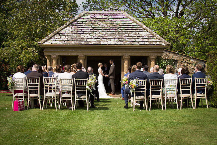 5 Wonderful Wedding Venues In Dorset - Mapperton | CHWV
